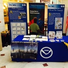 CPO staffs Earth Day booth with National Weather Service