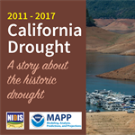 "MAPP & NIDIS Launch ""Story Map"" Telling the Story of the Historic California Drought"