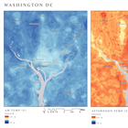 New Heat Maps Help Cities Prepare for Longer, More Intense Heat Waves