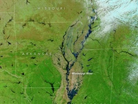 Inland Flooding in a Changing Climate: The case of the 2019 Mississippi/Missouri basin Webinar