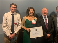CPO RISA team and partners win 2019 Governor's Award for High-Impact Research