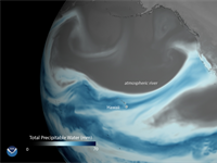 Atmospheric rivers drive western U.S. flood damages, says RISA-funded study