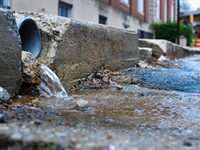 Webinar: Overwhelmed? Reevaluating Stormwater Design in a Changing Climate