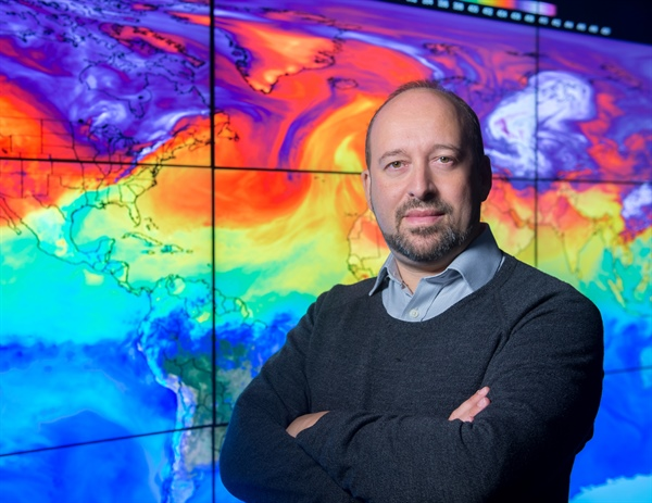 Former NOAA Climate & Global Change Postdoc Named NASA's First Senior Climate Adviser