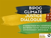 NOAA to support BIPOC Climate Justice Dialogue