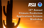 18th Annual Climate Prediction Applications Science Workshop Features CPO Staff and Honorary Panel for Ken Mooney