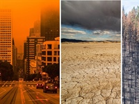 NIDIS To Host Drought Update & Wildfire Outlook Webinar For California And The Southwest