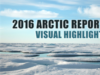 NOAA's 2016 Arctic Report Card: Visual highlights