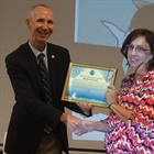 CPO's Barbara Eubanks receives NOAA Silver Sherman Award