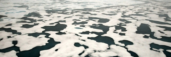 New video series from NOAA Ocean Today explores the role of sea ice in the ocean
