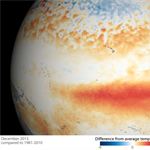 Different Control of Tropical Cyclone Activity in the Eastern Pacific for Two Types of El Niño
