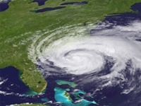 Chill Out: Cooling of Coastal Surface Waters Impacts Hurricane Intensity