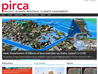 Pacific Islands Regional Climate Assessment launches new website