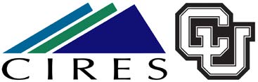 CIRES and CU logo