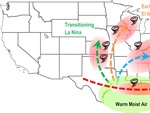 Spring ENSO Variations and North Atlantic SSTs Could Help Long-Range Prediction of U.S. Tornado Outbreaks