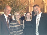 Climate.gov staff, NOAA leadership attend Webby Awards