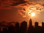 NYC could experience higher heat-related mortality under increased greenhouse gas concentrations, study finds
