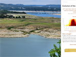 Take a deeper look into the 2010-2015 Texas drought through this new interactive web app