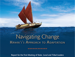 Hawaii RISA helps create climate change adaptation report